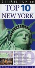 TOP 10 - NEW YORK - ÚTIKALUZ MINDENKINEK - Ekönyv - PANEMEX