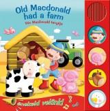 OLD MACDONALD HAD A FARM - VÉN MACDONALD TANYÁJA - ÉNEKLŐ KÖNYVEK - Ekönyv - NAPRAFORGÓ KÖNYVKIADÓ