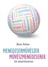 MENEDZSERMŰVÉSZEK - MŰVÉSZMENEDZSEREK - Ekönyv - BÍRÓ PÉTER