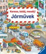 JÁRMŰVEK - KERESS, TALÁLJ, MESÉLJ! - Ekönyv - SCOLAR KIADÓ ÉS SZOLGÁLTATÓ KFT.
