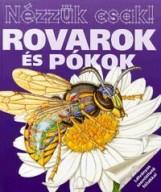 ROVAROK ÉS PÓKOK - NÉZZÜK CSAK! - Ekönyv - ALEXANDRA KIADÓ
