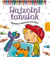RAJZOLNI TANULOK - 6 ÉVES - Ekönyv - AKSJOMAT KIADÓ KFT.