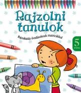 RAJZOLNI TANULOK - 5 ÉVES - Ekönyv - AKSJOMAT KIADÓ KFT.