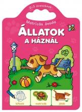 ÁLLATOK A HÁZNÁL - MATRICÁS ÓVODA - Ekönyv - AKSJOMAT KIADÓ KFT.