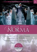 NORMA - VILÁGHÍRES OPERÁK - CD-VEL - Ekönyv - BELLINI, VINCENZO