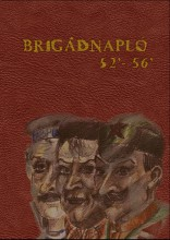 Brigádnapló 52'-56' - Ekönyv - Z. Kovács József