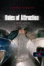 RULES OF ATTRACTION - A VONZÁS SZABÁLYAI - FŰZÖTT - Ekönyv - ELKELES, SIMONE