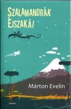 SZALAMANDRÁK ÉJSZAKÁI - Ebook - MÁRTON EVELIN