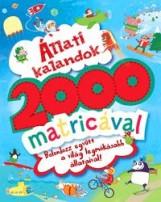 ÁLLATI KALANDOK 2000 MATRICÁVAL - BOLONDOZZ EGYÜTT A VILÁG LEGMÓKÁSABB ÁLLATAIVA - Ekönyv - ALEXANDRA KIADÓ