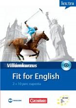 FIT FOR ENGLISH - VILLÁMKURZUS - CD-VEL! - Ekönyv - JOHN STEVENS, T. BALLA ÁGNES