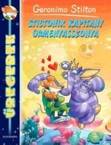 STILTONIX KAPITÁNY ŰRMENYASSZONYA - Ekönyv - STILTON, GERONIMO