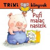 TRIXI KÖNYVEK - PUFI MALAC NASIZIK - Ekönyv - SZILÁGYI LAJOS E.V.