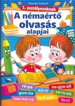 A NÉMAÉRTŐ OLVASÁS ALAPJAI 1. OSZT. - ÚJ! - Ekönyv - POKORÁDI ZOLTÁNNÉ
