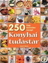 KONYHAI TUDÁSTÁR - 250 TIPP, TECHNIKA, RECEPT - Ebook - DAVIS, JENNI