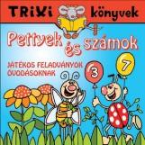 TRIXI KÖNYVEK - PETTYEK ÉS SZÁMOK - Ekönyv - SZILÁGYI LAJOS E.V.