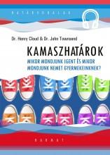 KAMASZHATÁROK - Ekönyv - TOWNSEND, JOHN DR.