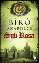 SUB ROSA - Ekönyv - BÍRÓ SZABOLCS