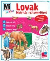 LOVAK - MATRICÁS REJTVÉNYFÜZET - MI MICSODA JUNIOR - Ekönyv - TESSLOFF ÉS BABILON KIADÓI KFT.