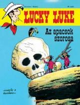 LUCKY LUKE 15. - AZ APACSOK SZOROSA - Ekönyv - GOSCINNY-MORRIS