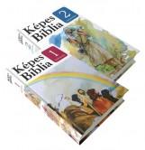 KÉPES BIBLIA 1-2. - Ekönyv - TÖRÖK JÓZSEF