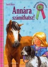 ANNÁRA SZÁMÍTHATSZ! - Ekönyv - BOSSE, SARAH