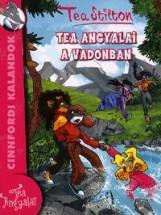 TEA ANGYALAI A VADONBAN - Ekönyv - STILTON, TEA