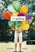 11 SZÜLINAP - Ekönyv - MASS, WENDY