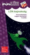 LÜK-BAJNOKSÁG - VERSENYFELADATOK MAGYAR NYELVTANBÓL 3. OSZTÁLY - Ekönyv - LDI-504