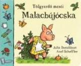 MALACBÚJÓCSKA - TÖLGYERDŐ MESÉI - Ekönyv - DONALDSON, JULIA-SCHEFFLER, AXEL
