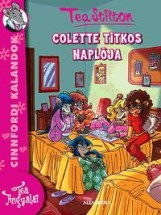 COLETTE TITKOS NAPLÓJA - Ekönyv - STILTON, TEA