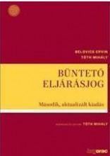 BÜNTETŐ ELJÁRÁSJOG - MÁSODIK, AKTUALIZÁLT KIADÁS (2015.11.01.) - Ebook - BELOVICS ERVIN; TÓTH MIHÁLY