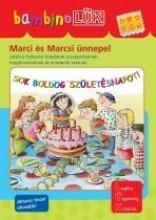 MARCI ÉS MARCSI ÜNNEPEL (BAMBINOLÜK) - Ekönyv - LDI-115