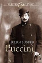 PUCCINI - ÉLETEK & MŰVEK - - Ekönyv - BUDDEN, JULIAN