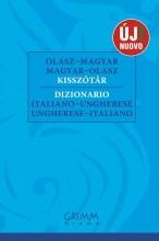 OLASZ-MAGYAR, MAGYAR-OLASZ KISSZÓTÁR (ÚJ!) - Ekönyv - GRIMM KÖNYVKIADÓ KFT.