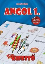 ANGOL 1. - KIFESTŐ, FOGLALKOZTATÓ FÜZET - Ebook - OCSENÁS GÁBOR