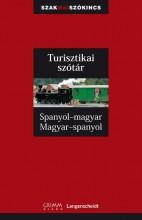 TURISZTIKAI SZÓTÁR - SPANYOL-MAGYAR, MAGYAR-SPANYOL - Ekönyv - GRIMM KÖNYVKIADÓ KFT.