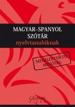 MAGYAR-SPANYOL SZÓTÁR NYELVTANULÓKNAK - Ekönyv - GRIMM KÖNYVKIADÓ KFT.