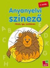 ANYANYELVI SZÍNEZŐ - FŐNÉV, IGE, MELLÉKNÉV - 2. OSZT. - Ekönyv - TESSLOFF ÉS BABILON KIADÓI KFT.