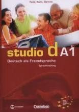 STUDIO D A1 - DEUTSCH ALS FREMDSPRACHE SPRACHTRAINING (MAGYAR KIADÁS) - Ekönyv - MX-453