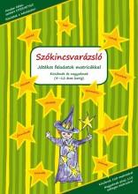 SZÓKINCSVARÁZSLÓ - JÁTÉKOS FELADATOK MATRICÁKKAL - NÉMET, ZÖLD - Ekönyv - GRIMM KÖNYVKIADÓ KFT.