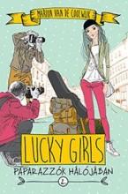 PAPARAZZÓK HÁLÓJÁBAN - LUCKY GIRLS 2. - Ekönyv - VAN DE COOLWIJK, MARION