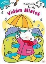 VIDÁM ÁLLATOK - BŰVÖS KIFESTŐ 3. RÉSZ - Ekönyv - AKSJOMAT KIADÓ KFT.