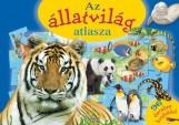 AZ ÁLLATVILÁG ATLASZA - 96 DARABOS KIRAKÓKKAL - Ekönyv - NAPRAFORGÓ KÖNYVKIADÓ