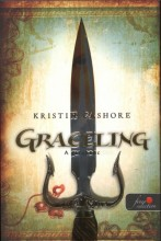 GRACELING - A GARABONC - FŰZÖTT - Ekönyv - CASHORE, KRISTIN