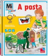 A POSTA - MI MICSODA JUNIOR 15. - Ekönyv - STEINHORST, STEFANIE