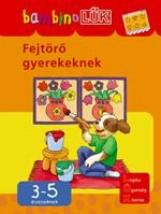 FEJTÖRŐ GYEREKEKNEK - 3-5 ÉVESEKNEK - Ekönyv - LDI-117