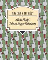 LÚDAS MATYI - TALENTUM DIÁKKÖNYVTÁR - Ekönyv - FAZEKAS MIHÁLY