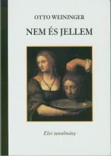 NEM ÉS JELLEM - ELVI TANULMÁNY - Ekönyv - WEININGER, OTTO