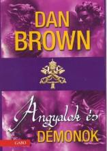 ANGYALOK ÉS DÉMONOK - ÚJ - Ekönyv - BROWN, DAN