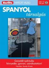 SPANYOL TÁRSALGÁS - BERLITZ - CD-ROMMAL - - Ekönyv - KOSSUTH KIADÓ ZRT.